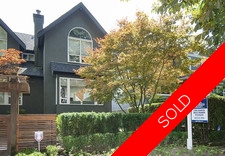 LOWER SHAUGHNESSY PARKSIDE 1/2 DUPLEX 1/2 Duplex for sale:  2 plus den 1,829 sq.ft. (Listed 2016-08-27)