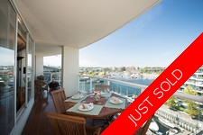 BEACH NEIGHBOURHOOD WATERFRONT CONDO WITH HUGE DECK for sale: THE ADMIRALTY 2 bedroom 1,307 sq.ft. (Listed 2017-08-29)