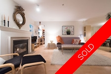 KITSILANO KITSILANO TOWNHOUSE-STYLE CONOD for sale: THE CARLINGS AT ARBUTUS WALK 3 bedroom 1,184 sq.ft. (Listed 2017-09-11)