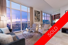 YALETOWN/DOWNTOWN WORLD CLASS VIEW PENTHOUSE for sale: BRAVA ONE PLUS OFFICE/DEN 1,137 sq.ft. (Listed 2017-09-21)