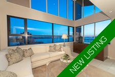 WEST END SPECTACULAR ENGLISH BAY VIEW PENTHOUSE for sale: ALEXANDRA PARK 2 bedroom 1,452 sq.ft. (Listed 2018-05-17)
